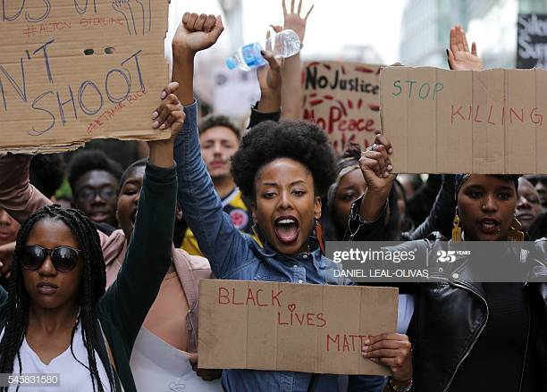 Mótmæli gegn rasisma í Ameríku – rasismi á Íslandi
